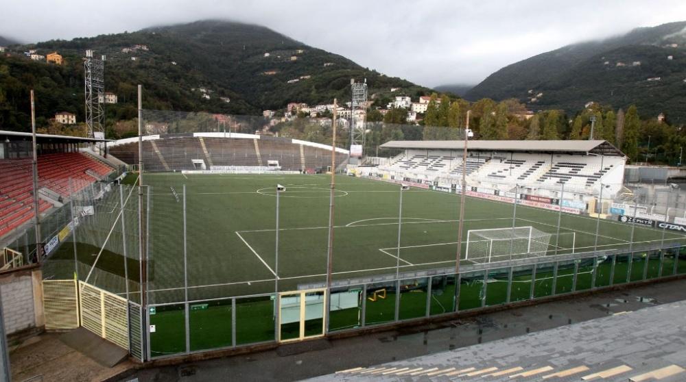 Benevento nel pallone La Spezia - Stadio Alberto Picco |