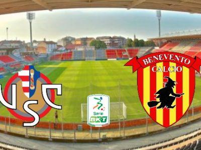 biglietti ospiti per Cremonese - Benevento